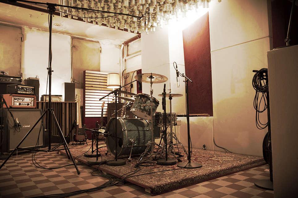 Recording Studio Berlin Music Production Studio K61