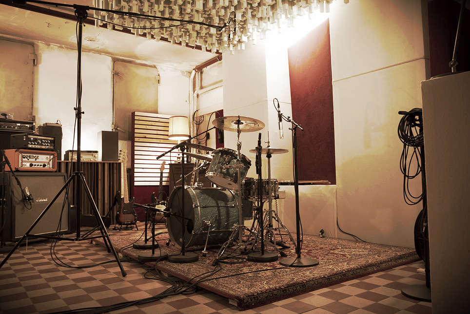 Outstanding Recording Studio Berlin Music Production Studio K61 Largest Home Design Picture Inspirations Pitcheantrous